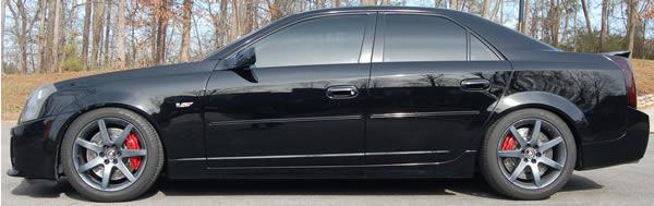 Cadillac CTSV  LS6 400 HP  6 Speed
