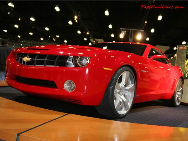 2006 2007 Chevrolet Camaro Concept Car Fast Cool Cars