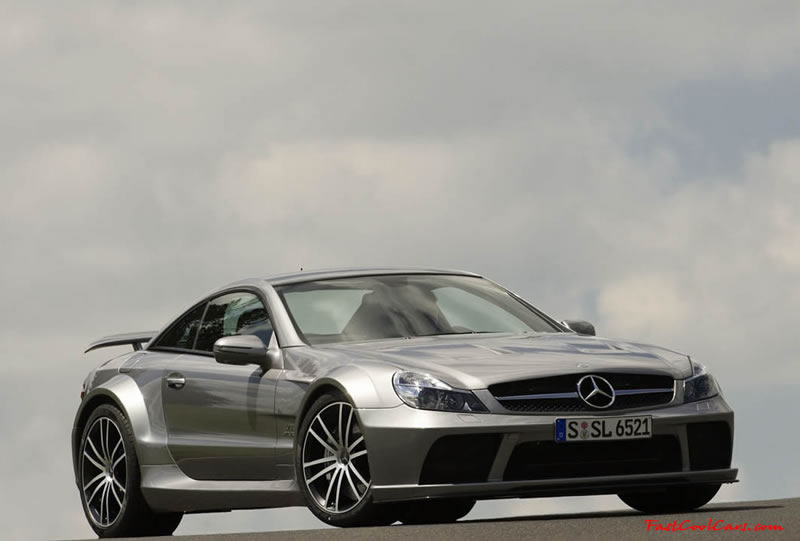 Mercedes Benz Sl65 Amg V12 Bi Turbo One Fast Cool Car