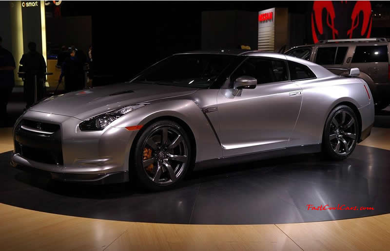 2008 Nissan Gtr Twin Turbo 3 8 Liter V6 473hp 434tq Fast