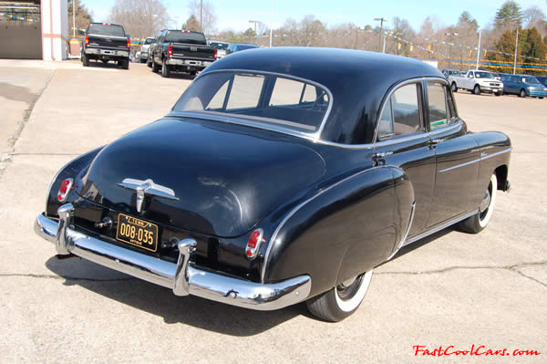 1950 Chevrolet Sedan Deluxe - For Sale - Original 27,000 mileage.