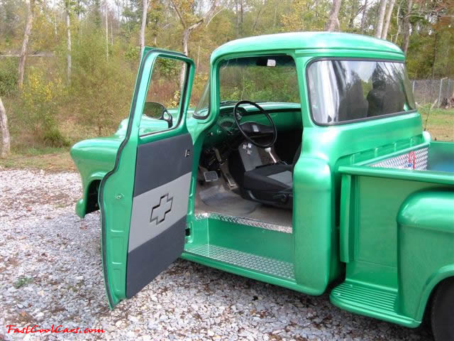 1956 Chevrolet Truck Big Back Window Pro Street For Sale Very