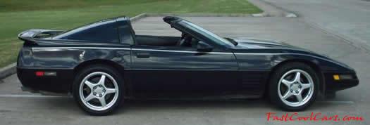 1992 corvette lt1 6 speed 300 horsepower fast cool cars. Black Bedroom Furniture Sets. Home Design Ideas