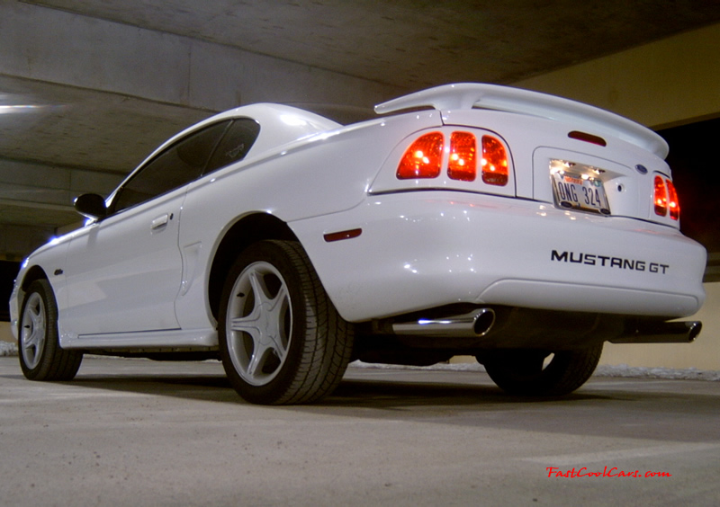 1997 Mustang Gt 5 Speed   With Pro 5.0 Short Throw Shifter
