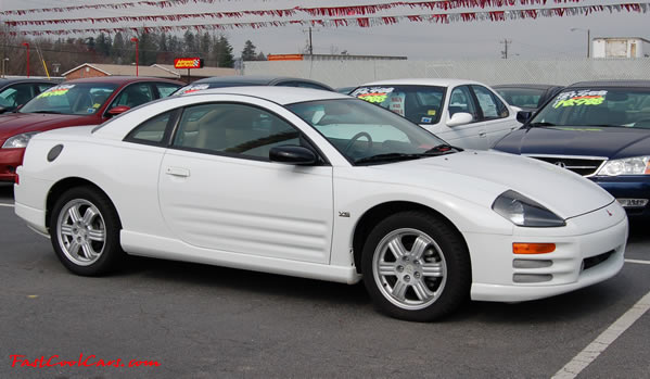 Heather S Fast Cool Car 2000 Mitsubishi Eclipse Gt