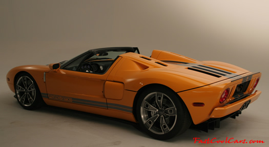Ford Gt With Gtx Roof Out