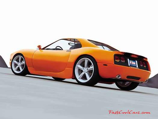 2005 Retro Camaro Fast Cool Cars Low Rider Chrome