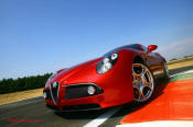 Alfa Romeo will release a special version of its 8C Competizione supercar in 2010 to mark the 100th anniversary of the company�s founding in Milan, Italy.