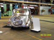 1936 Stainless Steel Ford