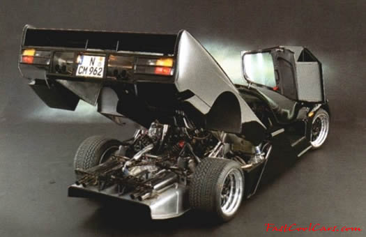 962 Dauer Lemans One of The Worlds Fastest Street Legal Cars... 250+ MPH
