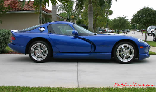 1996 Dodge Viper GTS Side Hre Sm