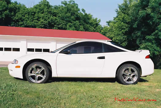 1996 Mitsubishi Eclipse RS For sale.