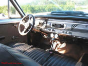 1965 Chevy II Nova custom 2-door station wagon