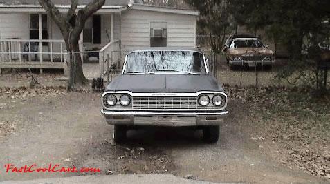 lowrider impala wallpaper. Source url:http:/log.al.com/engine-block/2008/04/peterson_museum_in_la_opens_lo.html: Size:1152x768 - 248k: 1964 chevrolet impala lowrider three wheelin