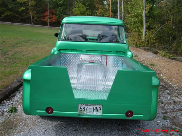 1956 Chevrolet Truck Big Back Window Prostreet Show 350 Bored 60 For