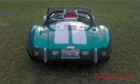 Ford Cobra Kit Car Sale 1963 Shelby Cobra Kit Car