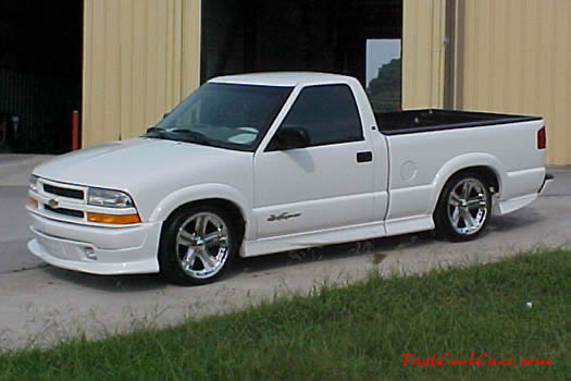 1999 Chevy Extreme S10 For