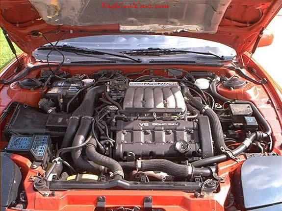 1992 dodge stealth engine