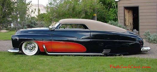 Cool Pics Of Mercury. 1950 Mercury Custom - I