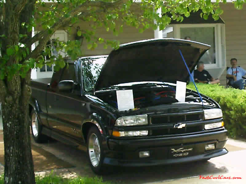 2000 chevy s10 hp
