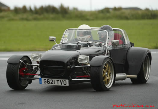 Custom Kit Car The Is Manufactured By Dj Sportscars In Uk As A