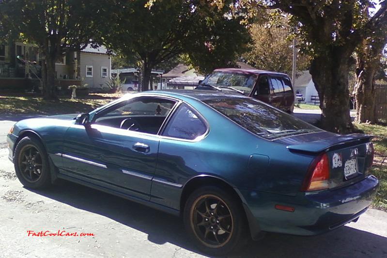 1992 Honda Prelude SI VTEC 4WS .... Itu0027s Got A JDM H22a Swap