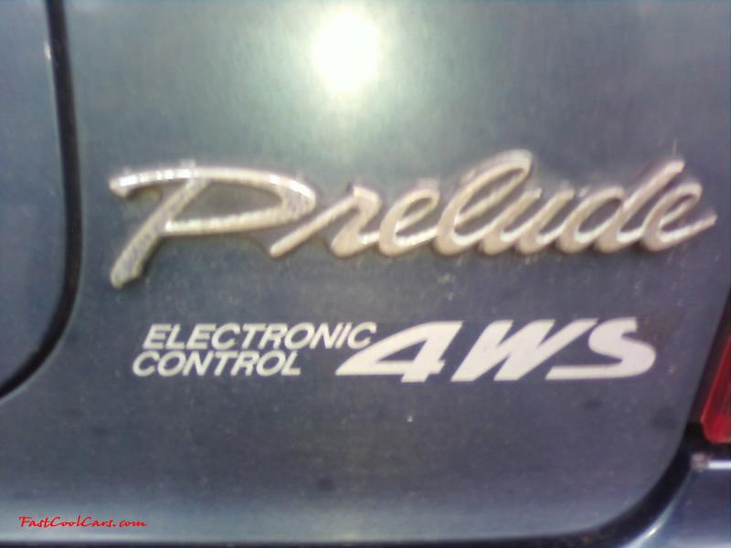 1992 honda prelude si. 1992 Honda Prelude SI