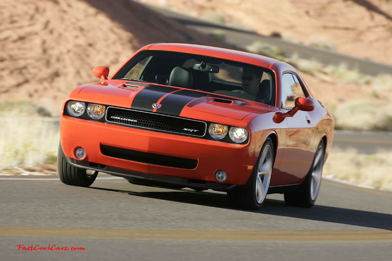 2008 2009 Dodge Challenger Srt8 61 Hemi Fast Cool Car