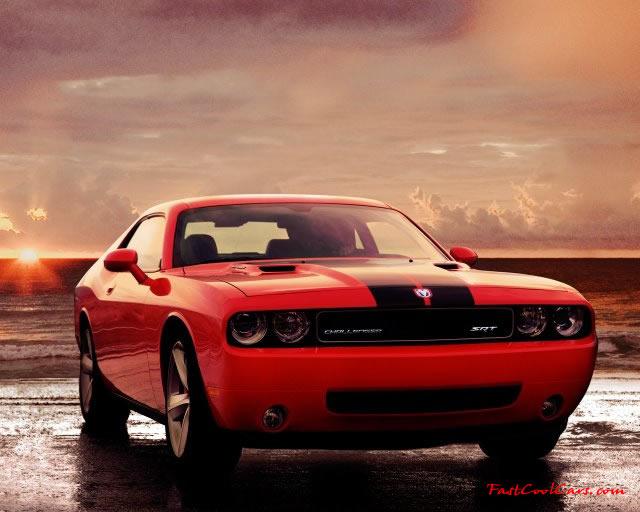 Marvelous New Dodge Challenger, 6.1 V8 Hemi, 425 Crank Horsepower, 420 Crank Foot  Pounds Good Looking