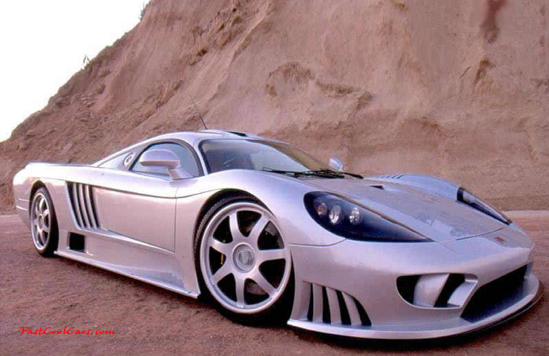 Saleen S7 - Twin Turbo 750 - 1000 Horsepower - fast cool cars