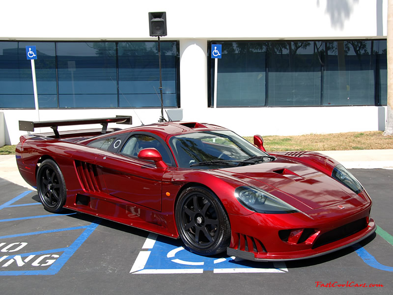 Saleen S7 Twin Turbo 750 1000 Horsepower Fast Cool Cars
