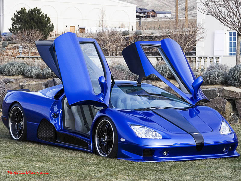 SSC Ultimate Aero Fastest Production Vehicle  Fast Cool Car
