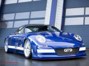 3rd Fastest Car in the World is the Porsche GT9, top speed of 254 mph