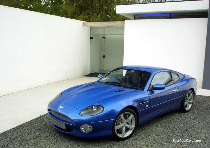 Used Aston Martin DB7 Parts For Sale