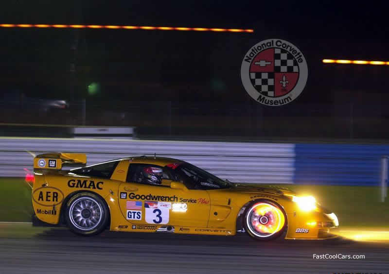 C5 Chevrolet Corvette Racing version