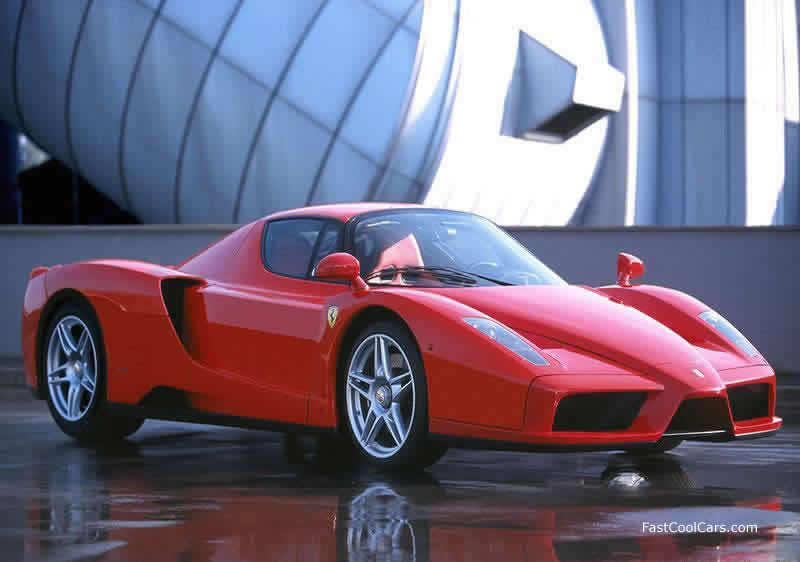 Ferrari Enzo Wallpaper