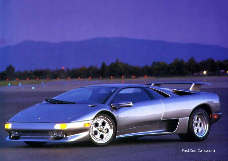 Luxury Lamborghini Diablo photos