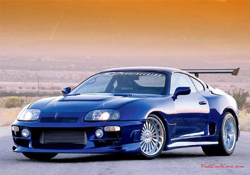 Guilty Pleasures Toyota_Supra