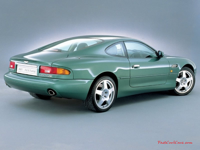 wallpaper aston martin. Aston Martin DB7 Vantage Coupe
