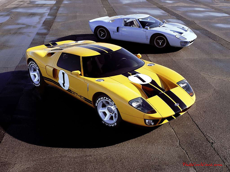 Ford Gt40 3