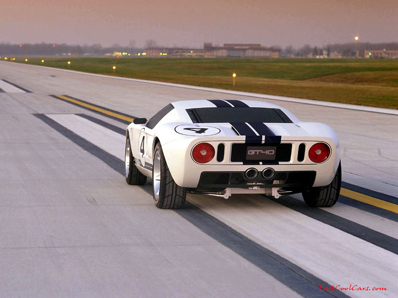 Ford Gt40. Ford GT40 Concept