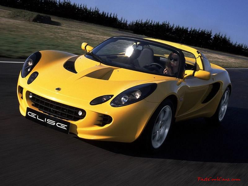 Lotus Elise 0151642.