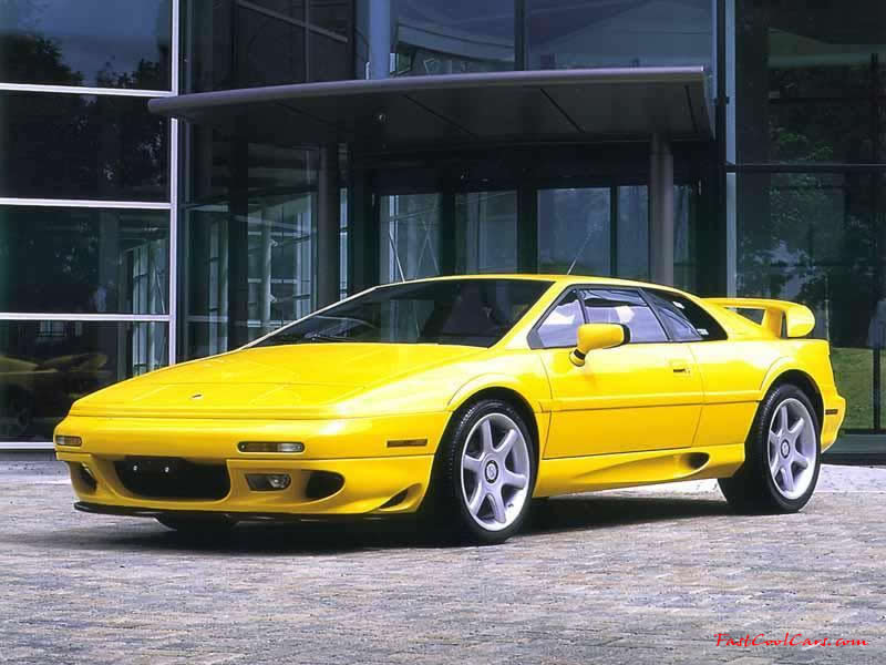 1996 Lotus Esprit V8 (UK) Engine: 32v 3.5-litre V8 twin-turbo, 3506cc