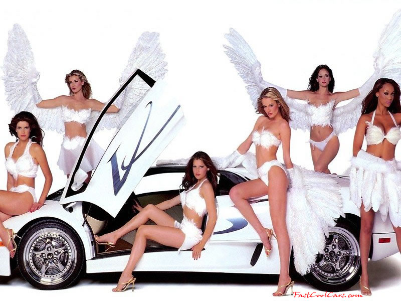 desktop wallpaper women. Cars Desktop Wallpaper