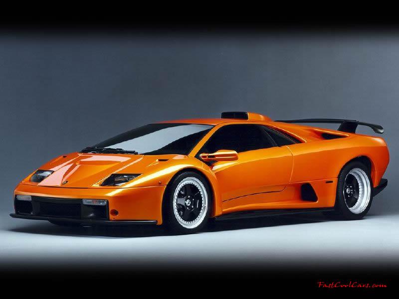 Lamborghini Diablo - Free Car Desktop Wallpaper on Fast ...