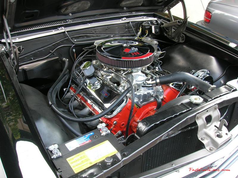 396 Big Block Chevrolet.