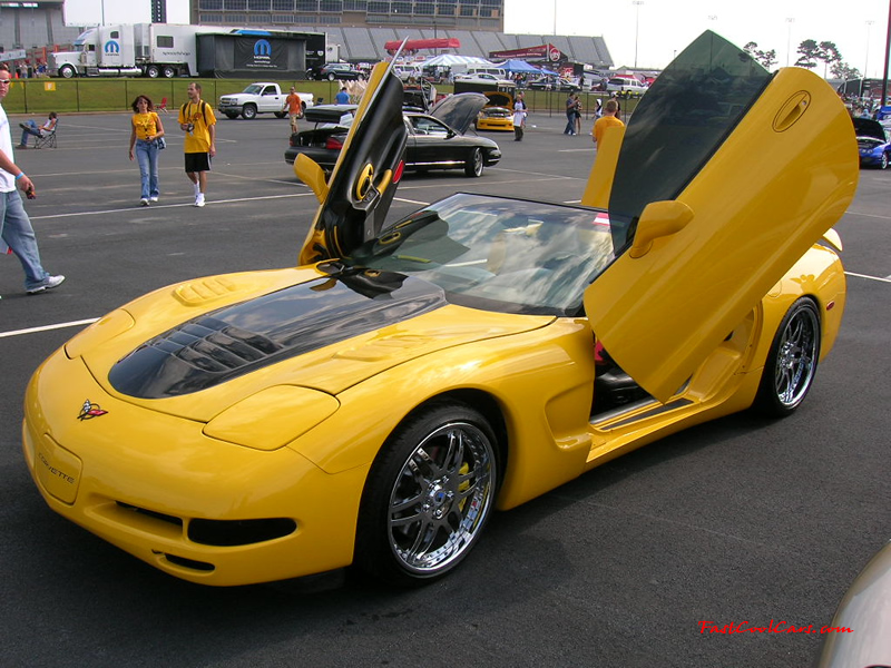 nopi nationals motorsports supershow 2005 fast cool chevrolet corvette - Super Fast Cool Cars