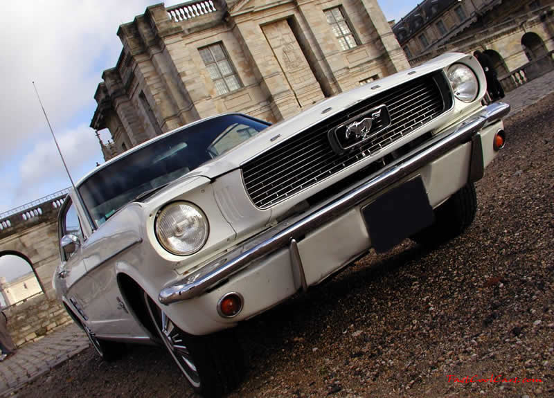 1966 Ford Mustang Coupe Hardtop
