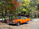 "1970 Plymouth Road Runner, 383, automatic, many unusual options, featured in the ""Chrysler"" and other sections here."