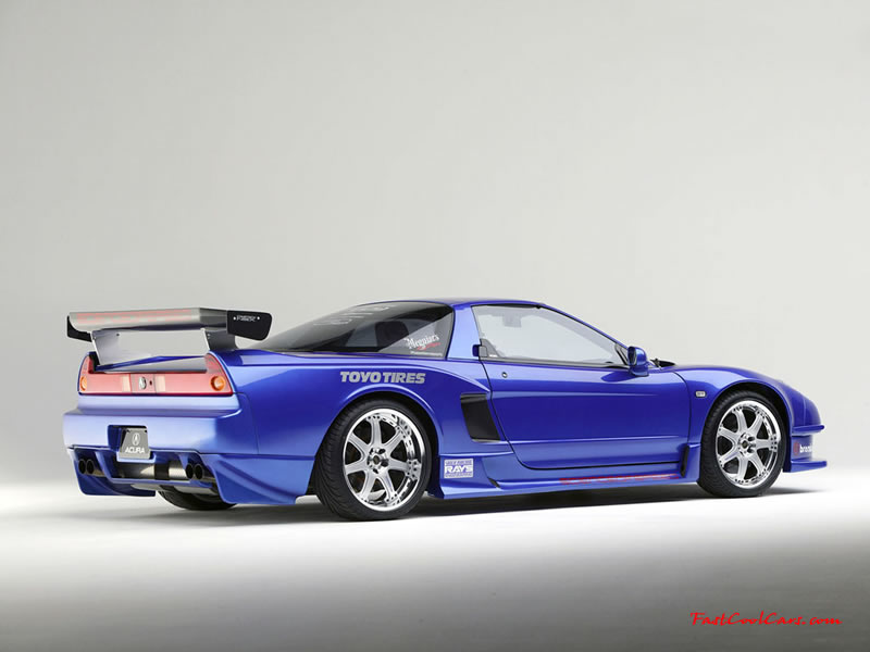 Acura Nsx On Fast Cool Cars